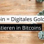 Mein erster Bitcoin-Kauf