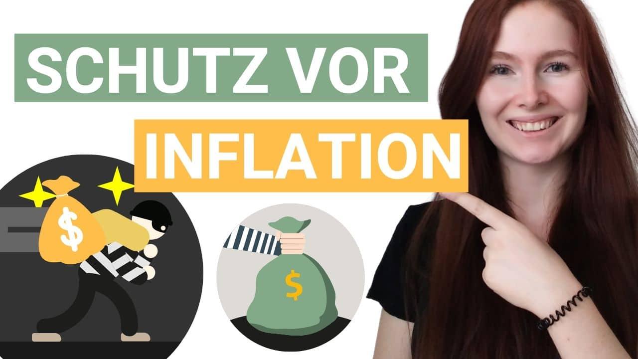 So schützt du dein Geld vor der Inflation