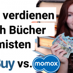 Geld verdienen durch Bücher ausmisten – Welche Plattformen?