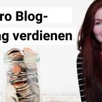 So verdiene ich 35€ pro Blogbeitrag mit der VG-Wort